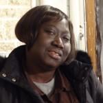 Municia Mendy, 47 ans, agent technique territorial, militante de centre socioculturel, quartier de la Commune de Paris