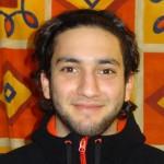 Nassim Tombari, 21 ans, surveillant de cantine, militant de l'association des maillons de la chaine, soutien aux droits du peuple palestinien, cité des Peupliers