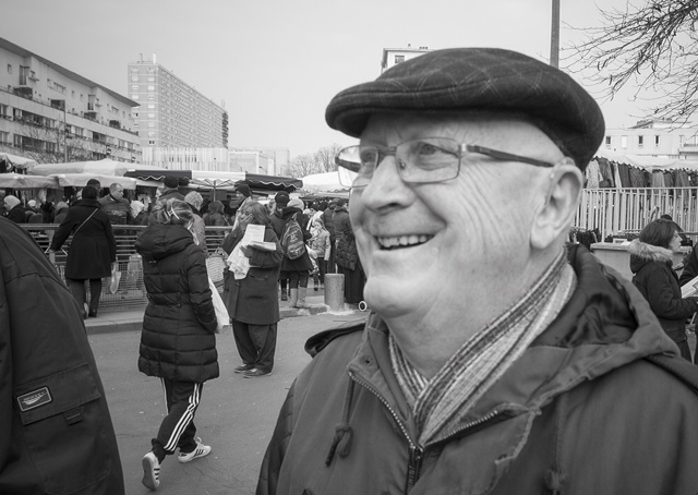 Gérard Desbois en 2014 campagne Vitry en Mieux