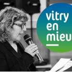 Sylvie Vassallo, 50 ans, conseillère municipale déléguée/écologiste, directrice du plus grand salon du livre de jeunesse, quartier de la Ferme