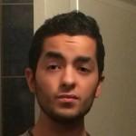 Amir Harrak, 21 ans, étudiant en troisimème année de licence de gestion , comptabilité, et finance. Soutient de la lutte contre les inégalités des chances, quartier de la Gare