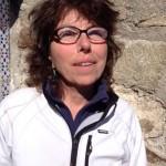 Hélène Nicolas, 57 ans, professeur des écoles à Vitry, militante antiraciste et pour les sans-papiers, quartier Jaurès.